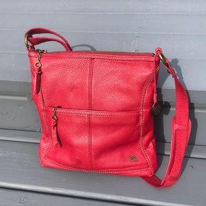 "The Sak ""Iris"" Soft Pebbled Crossbody Bag"